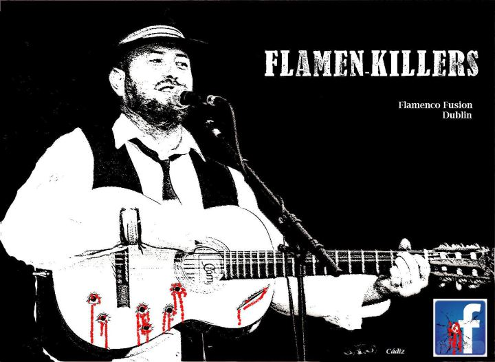 Live Music every sunday with the Flamenkillers